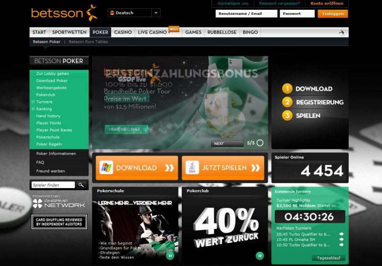 welches online casino power star
